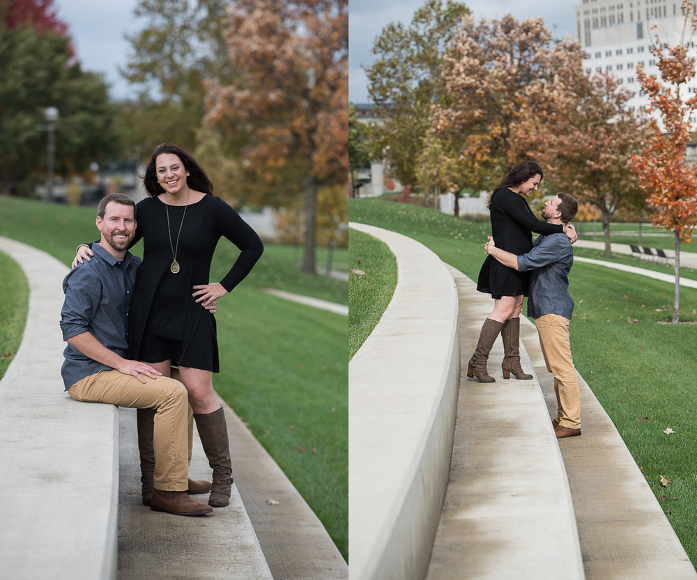 Columbus Wedding and Engagement Photographer, Brett Loves Elle, Columbus Engagement Photography