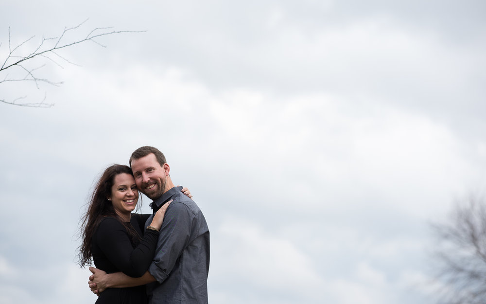 Columbus Wedding and Engagement Photographer, Brett Loves Elle, Homestead Metro Park Engagement Photography