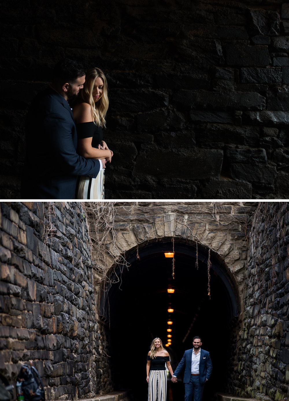 Columbus Wedding Photographer, Columbus Wedding Photography, Brett Loves Elle Photography, Wilkes St. Tunnel Engagement Session
