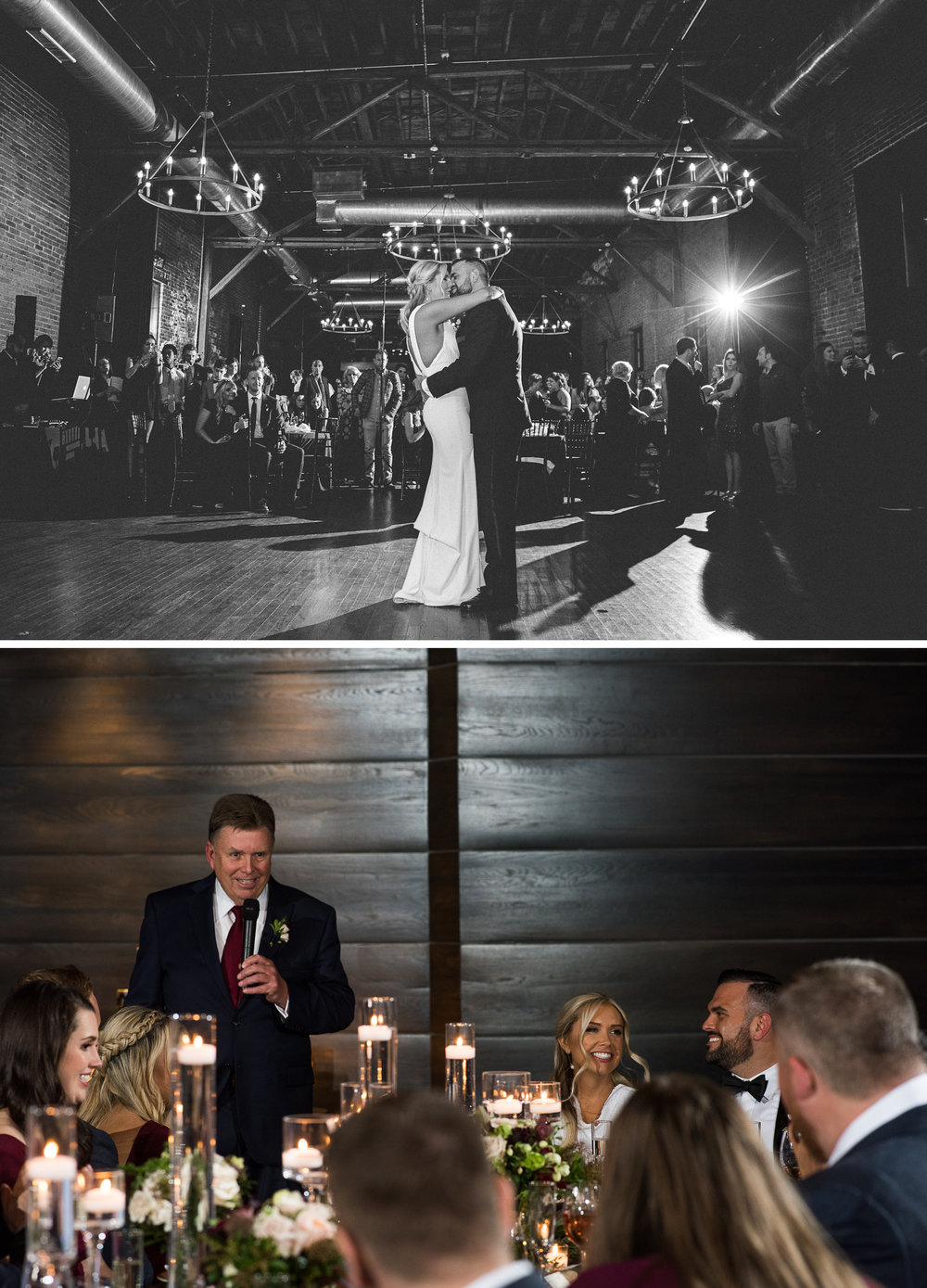 Brett Loves Elle, Romantic Fall Downtown Wedding, Columbus Wedding Photography, Columbus Wedding Photographers