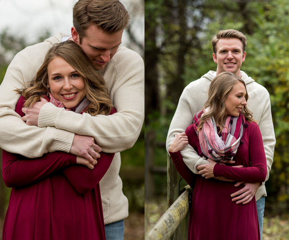Brett Loves Elle, Columbus Fall Audubon Metro Park Engagement Session, Ohio Engagement Session, Columbus Wedding Photographer