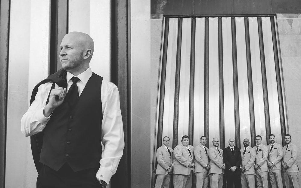 Columbus Wedding Photographers, Brett Loves Elle Photography, Winter Wedding