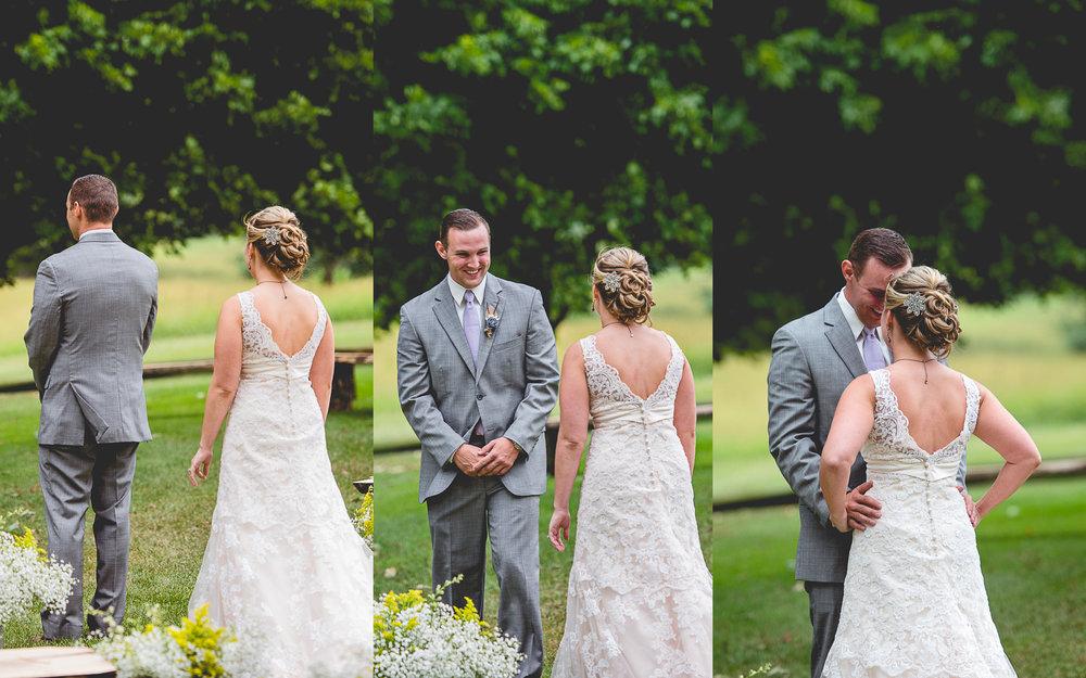 Brett Loves Elle Photography, Columbus Wedding Photographer, First Looks