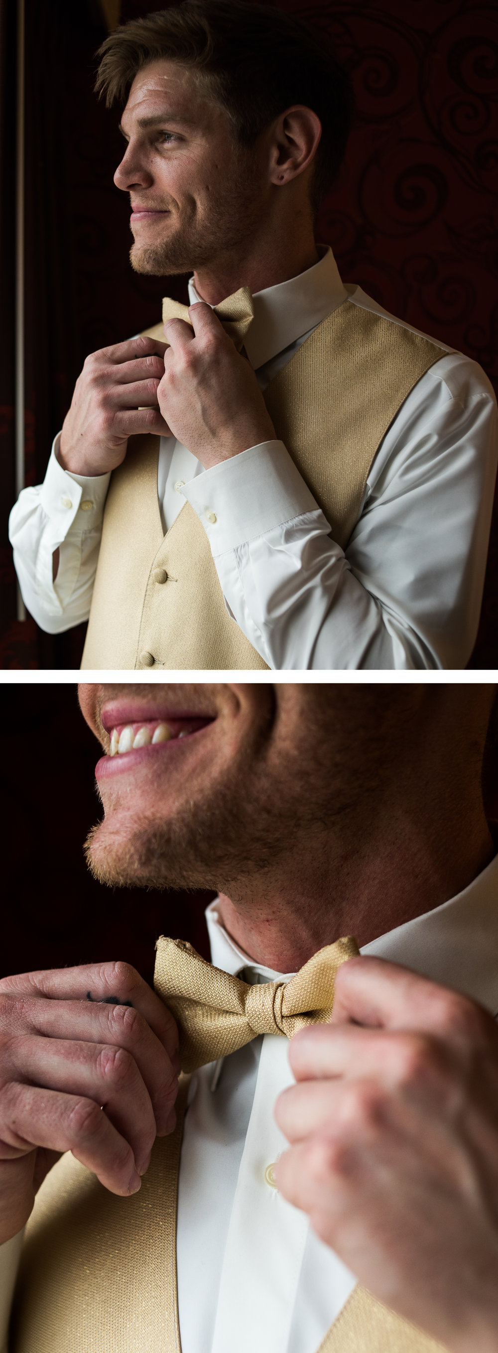 Brett Loves Elle Photography, Columbus Wedding Photographers, Ohio Wedding Photography, Groom Getting Ready