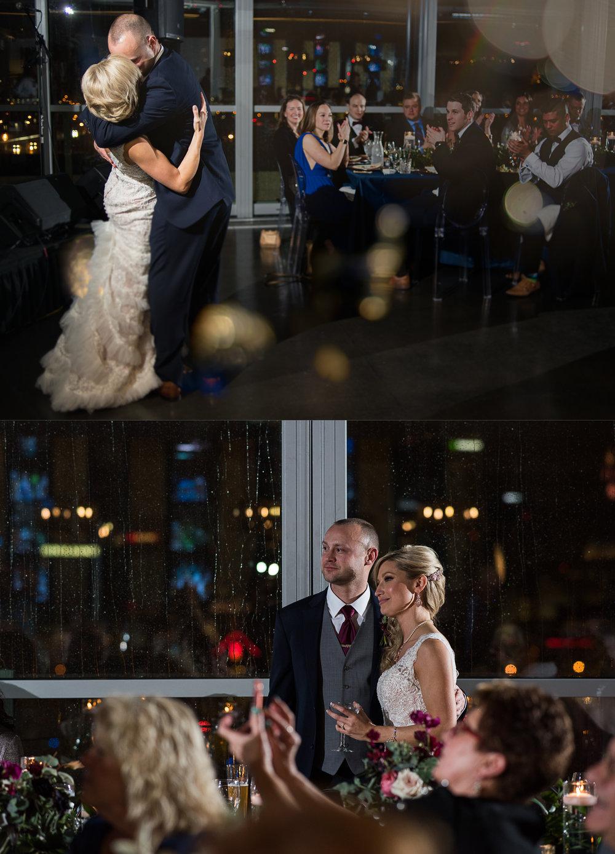 Brett Loves Elle, Columbus Wedding Photographers, Columbus Wedding Photography, Ohio Wedding, Juniper Rooftop Wedding Reception, Vintage Glam Wedding