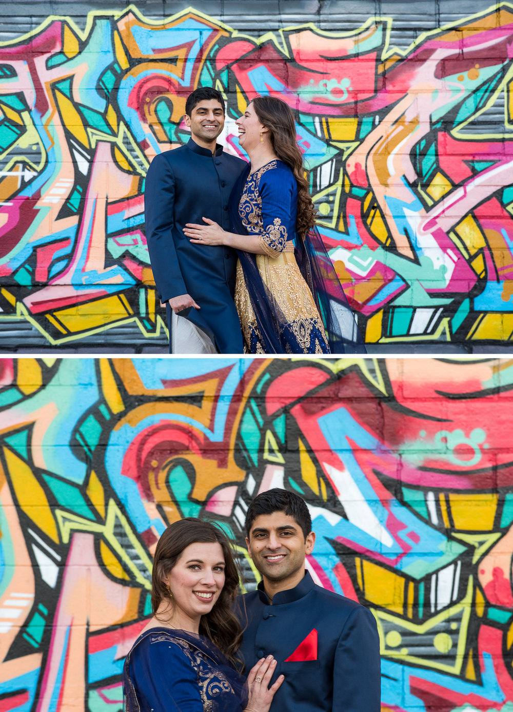 Brett Loves Elle Photography, Columbus Engagement Session, Columbus Wedding Photographers, Graffiti