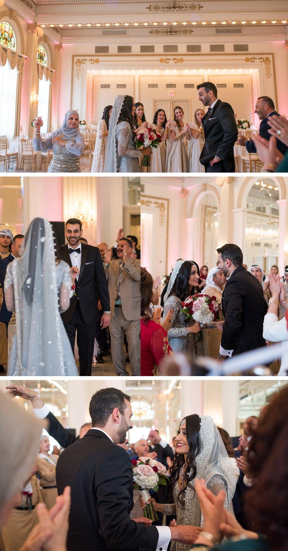 Brett Loves Elle Photography, Columbus Wedding Photographers, The Westin Indian Wedding, First Looks