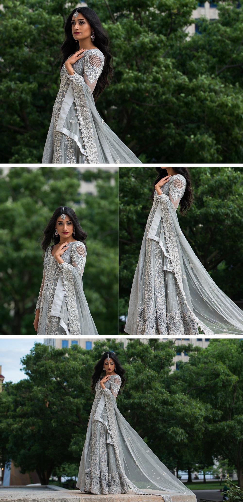 Brett Loves Elle Photography, Columbus Wedding Photographers, Beautiful Indian Bride