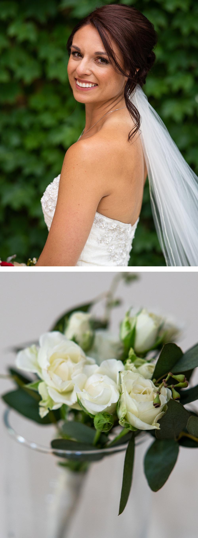 Brett Loves Elle Photography, Columbus Wedding Photographers, Ohio Wedding Photography, Wedding Day Bride Portrait