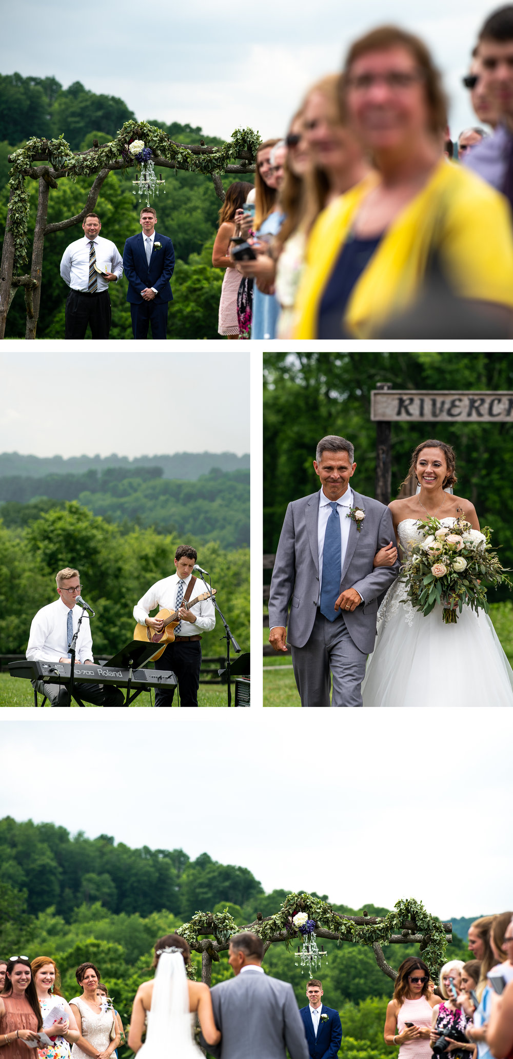 Brett Loves Elle Photography, Columbus Wedding Photographers, Ohio Wedding Photography, Wedding Day Ceremony