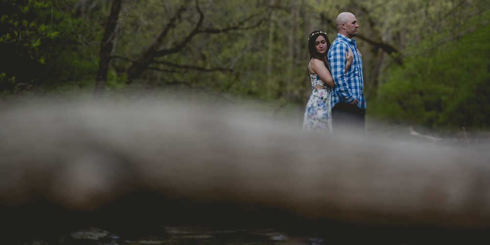 Spring Golden Hour Engagement Session By Brett Loves Elle, Columbus Wedding Photographer, Ohio Engagement Photographers