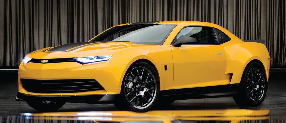 See the Bumblebee Camaro at #ChiTAG! - SahmReviews.com