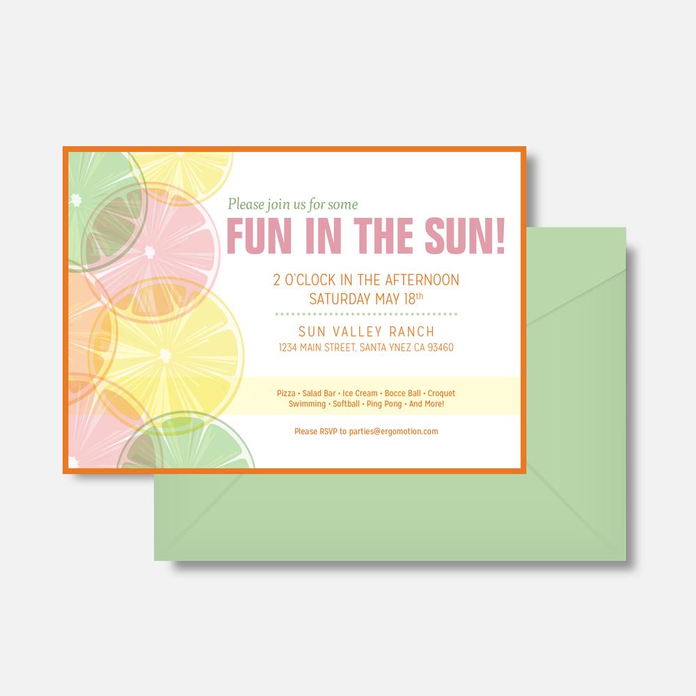 Ideal Invitations — Jillian Blanco UA74