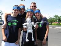 The Blue Team - Yahzzi Smurfs