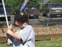 Baseball at Sports Camp