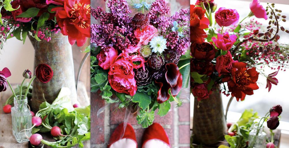 Sachi Rose luxury floral design in New York City.