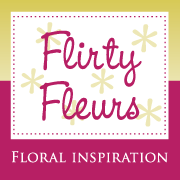 Flirty Fleurs Badge