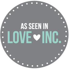 Love inc. Mag Badge