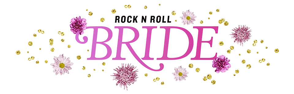 Rock n' Roll Bride Logo