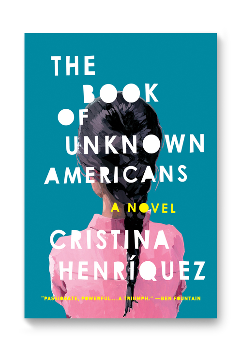 the book of unknown americans cristina henríquez kelly blair