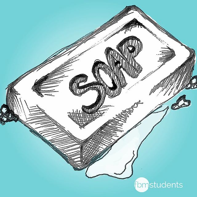 Did you use SOAP today? (Scripture, Observation, Application, Prayer) #fbmstudents