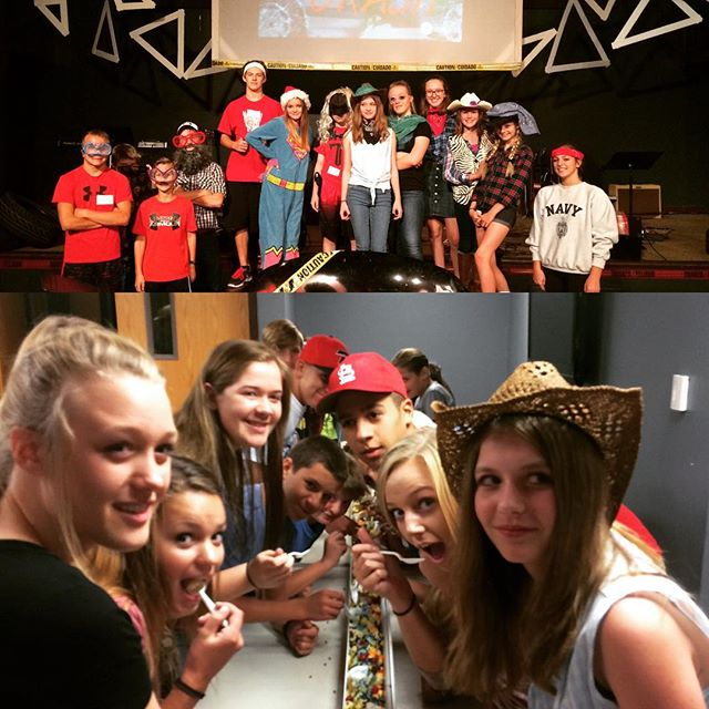 Fbmstudents had a great time last night dressing up in their western wear, playing games and eating icecream out of a gutter. #countrified #icecreaminagutterwasasuccess #fbmstudents