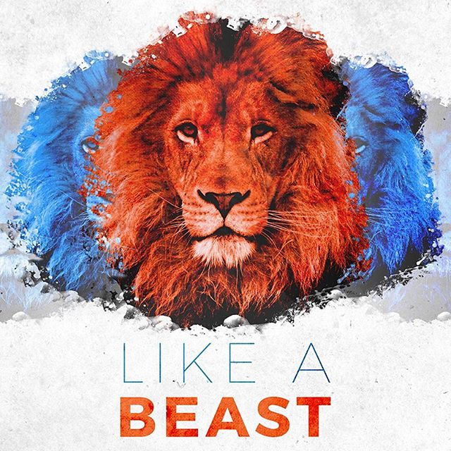 Like A Beast series! Come join us Wednesday night 6:45-8pm to hear more about it! We will have games and snacks! #fbmstudents #likeabeast #midweek