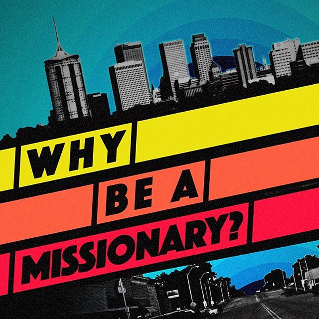 "Come join us Wednesday 6:45-8pm! New series ""Why be a Missionary"" starts this week! Bring your friends and we will have games & snacks! #midweek #whybeamissionary #fbmstudents"