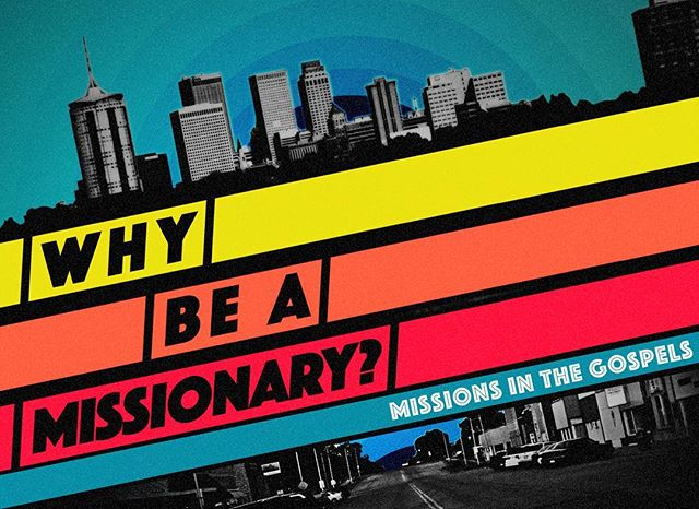 Join us this week for our second week of Why Be A Missionary! Midweek starts at 6:45pm Wednesday night! #midweek #fbmstudents