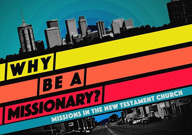 Come join us this week, Wednesday night 6:45-8pm as Pastor Paul teaches on Missions in the New Testament! #midweek #whybeamissionary #fbmstudents