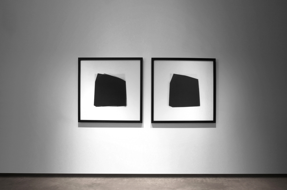 From God to Malevich, 180 View, Left to Right, Then Reversed, To Be Viewed at an Arm's-Length, 2009