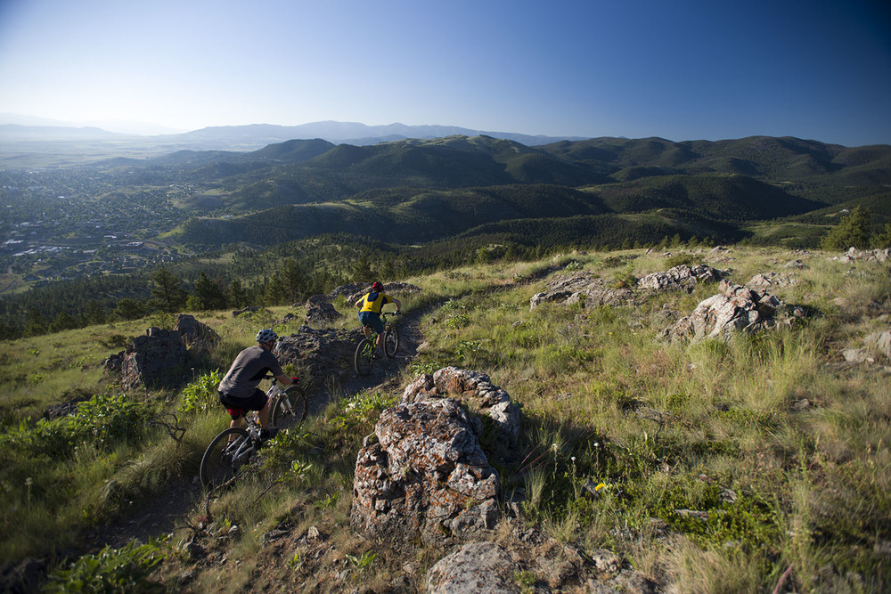 Mt. Helena view