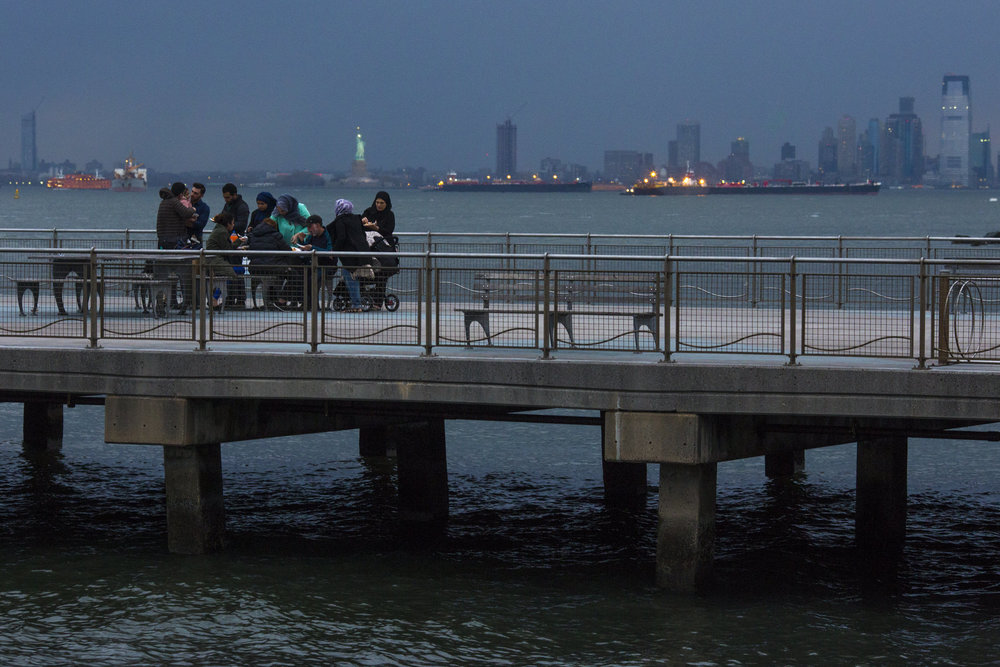 Pier 69 - Bay Ridge, Brooklyn.