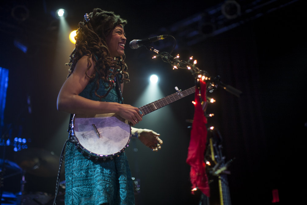 Valerie June - New York, NY