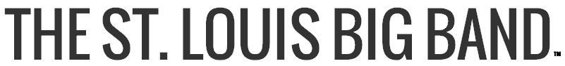 St Louis BIg Band Logo