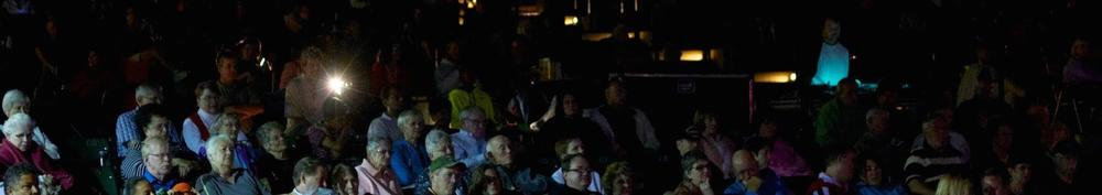 St. Louis Big Band Audience