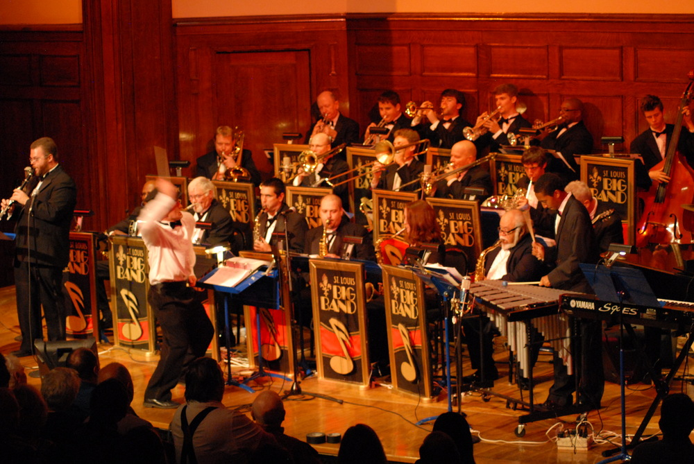 BIG BAND AT THE SHELDON