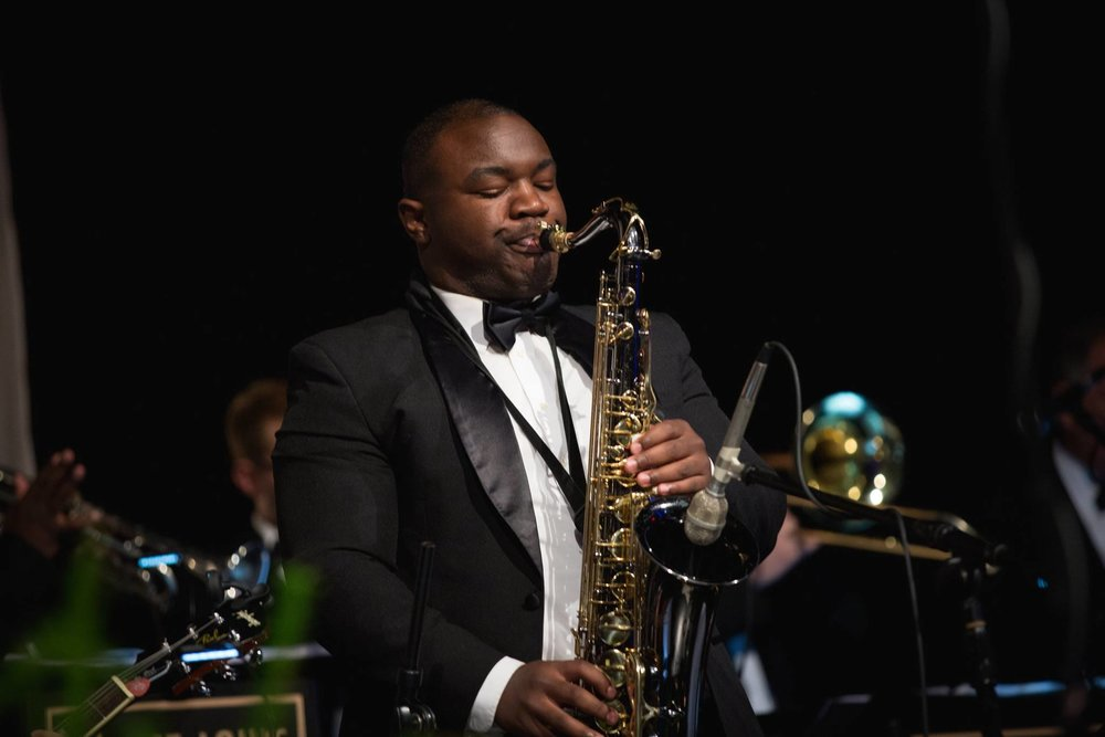 Ini Essien, Lead Tenor Saxophone