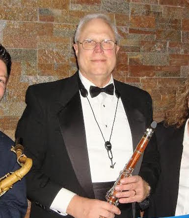 Bill Hausmann, Baritone Saxophone (Alternate)