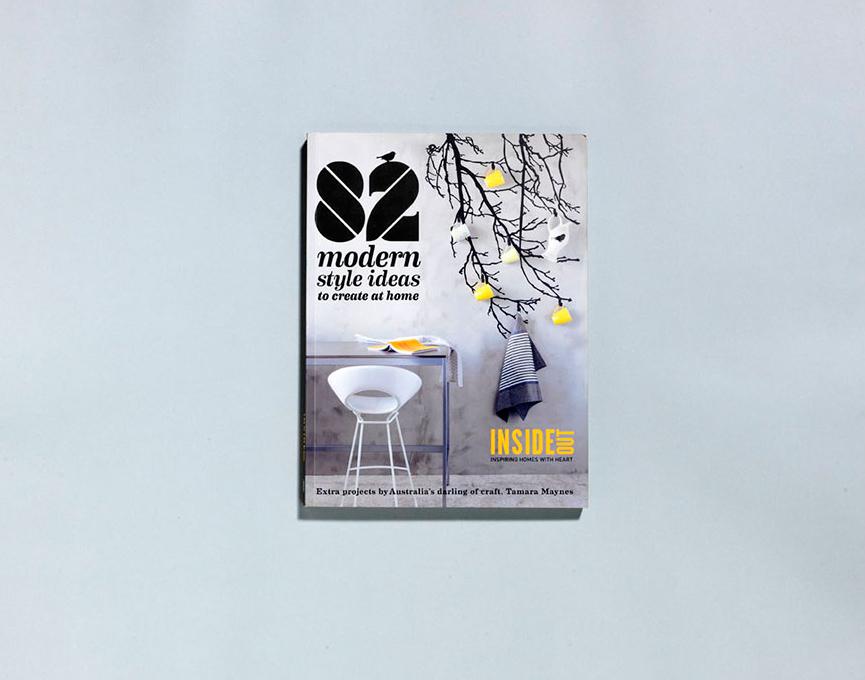 DESIGNED : 82 style ideas by Karen McCartney/ InsideOut magazine + Murdoch Books