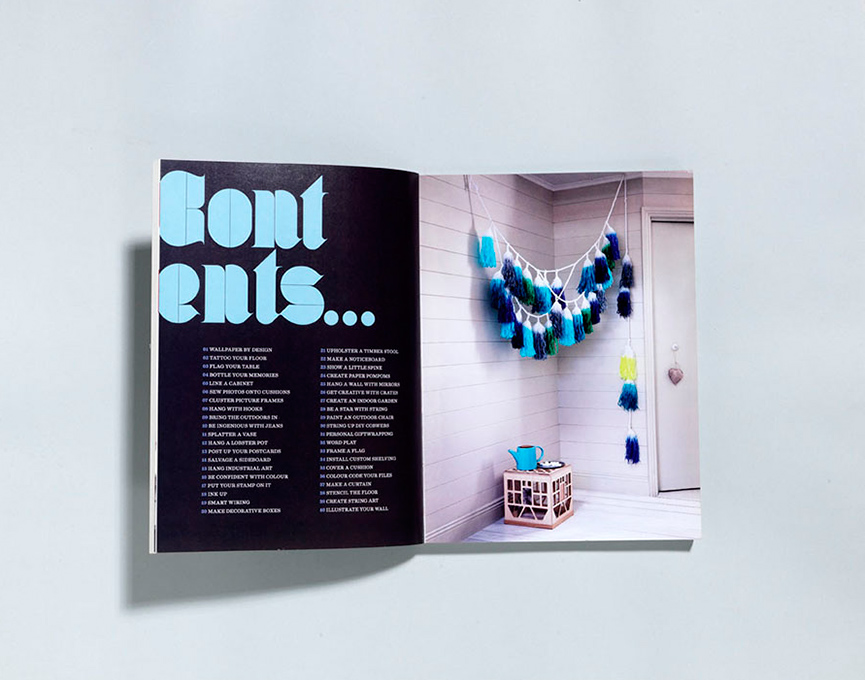 DESIGNED : 82 style ideas by Karen McCartney / InsideOut magazine + Murdoch Books