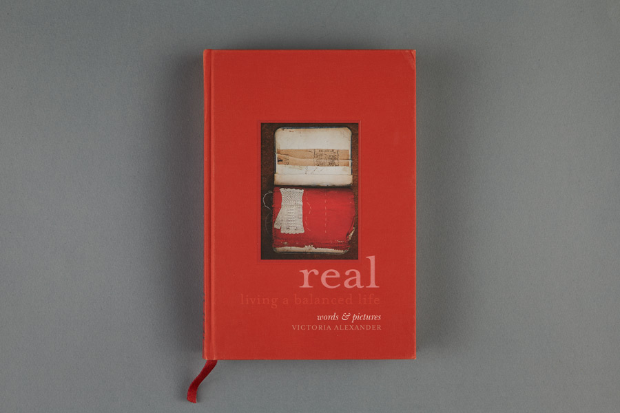 DESIGNED : REAL by Victoria Alexander + Published by Murdoch Books