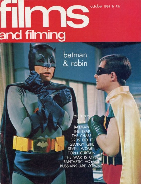 Holy atomic pile, Batman!