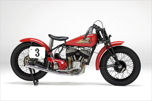 1940 Indian Scout.