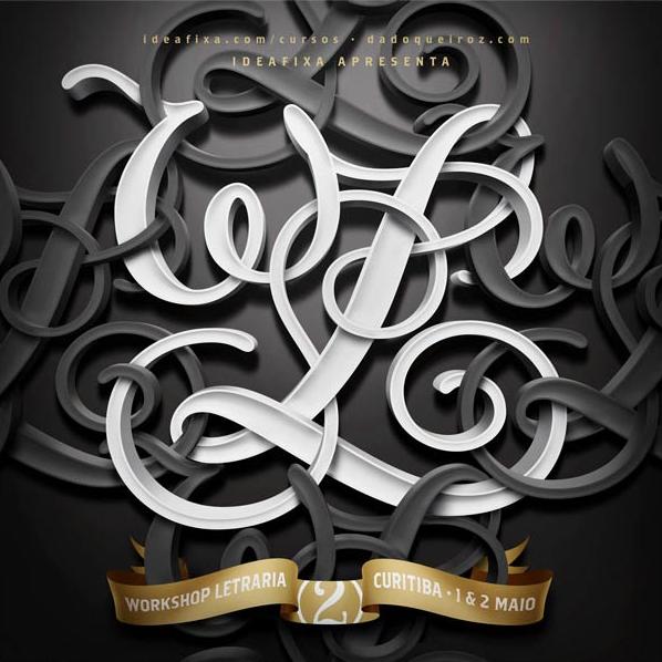 Stunning letterplay…