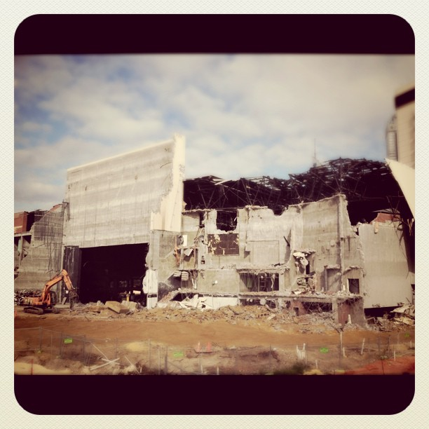 via roughcopy: Goodbye Perth entertainment centre