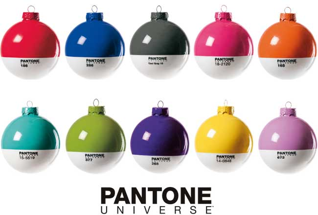All I want for Christmas is my Pantone 186 (via  Benvenuti in Seletti )