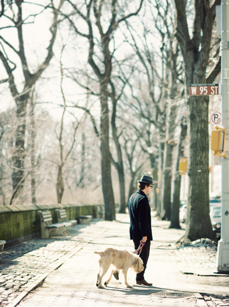 fromme-toyou :     Man's best friend     New York City, Central Park West