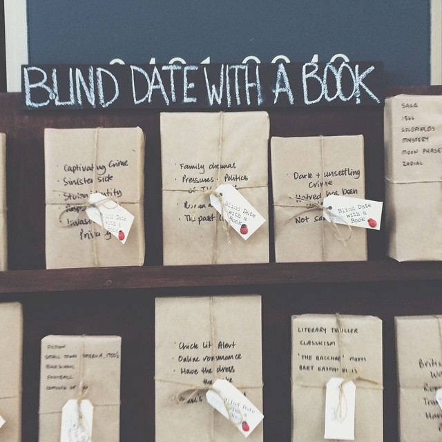 Love is blind #bibliophile #bookworm #books (at Elizabeths Second Hand Books)