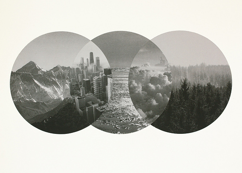 executions: landscapes by Maisie Blaise
